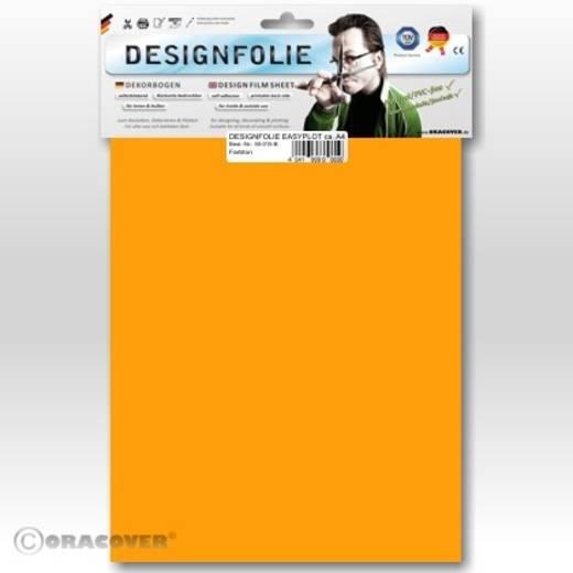 Designfolie Oracover Easyplot 50-032-B (L x B) 300 mm x 208 mm Gold-Gelb