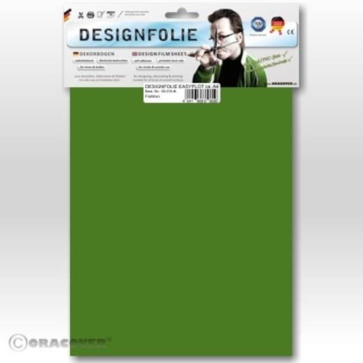 Designfolie Oracover Easyplot 50-042-B (L x B) 300 mm x 208 mm Hell-Grün