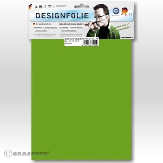 Designfolie Oracover Easyplot 50-043-B (L x B) 300 m x 208 cm Mai-Grün