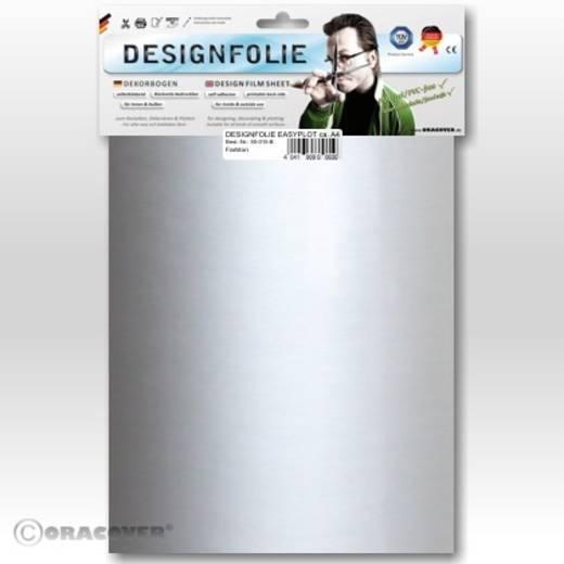 Designfolie Oracover Easyplot 50-091-B (L x B) 300 mm x 208 mm Silber