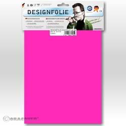 Image of Designfolie Oracover Easyplot 50-014-B (L x B) 300 mm x 208 cm Neon-Pink (fluoreszierend)