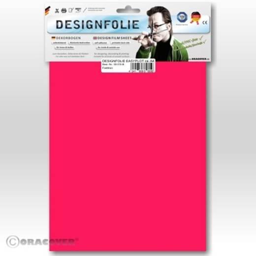 Designfolie Oracover Easyplot 50-025-B (L x B) 300 mm x 208 mm Pink (fluoreszierend)