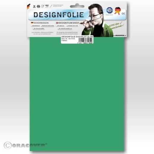 Designfolie Oracover Easyplot 80-075-B (L x B) 300 mm x 208 cm Transparent-Grün
