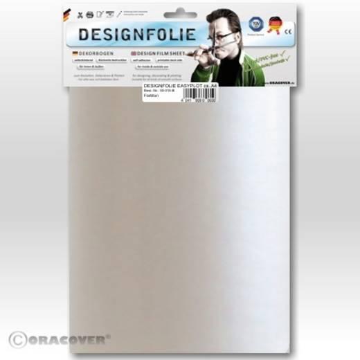 Designfolie Oracover Easyplot 50-016-B (L x B) 300 mm x 208 mm Perlmutt-Weiß
