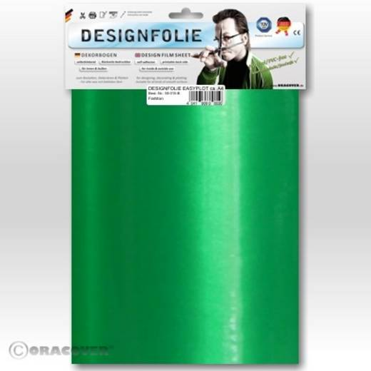 Designfolie Oracover Easyplot 50-047-B (L x B) 300 mm x 208 cm Perlmutt-Grün