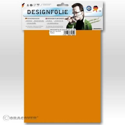 Designfolie Oracover Easyplot 70-033-B (L x B) 300 mm x 208 mm Royal-Gelb