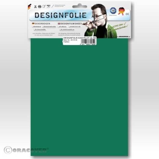 Designfolie Oracover Easyplot 70-043-B (L x B) 300 mm x 208 mm Royal-Mint