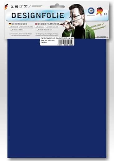 Designfolie Oracover Easyplot 70-059-B (L x B) 300 mm x 208 mm Royal-Blau