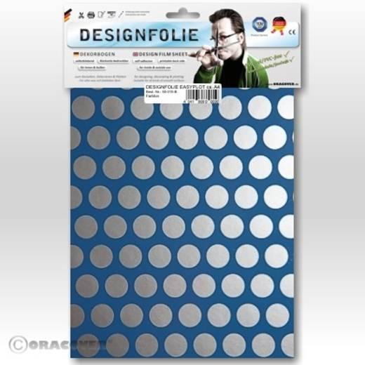 Designfolie Oracover Easyplot Fun 1 90-053-091-B (L x B) 300 mm x 208 mm Hell-Blau-Silber