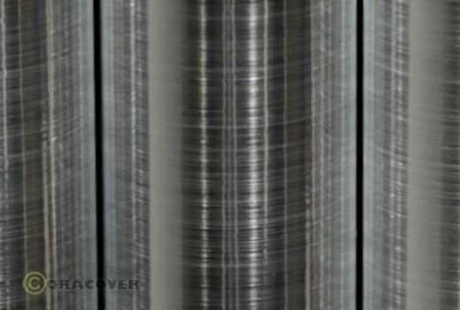 Bügelfolie Oracover 21-105-010 (L x B) 10 m x 60 cm Aluminium (gebürstet)