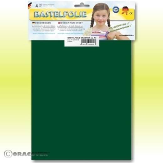 Klebefolie Oracover Orastick 25-040-B (L x B) 300 mm x 208 mm Grün