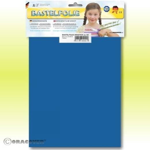 Klebefolie Oracover Orastick 25-053-B (L x B) 300 mm x 208 mm Hell-Blau