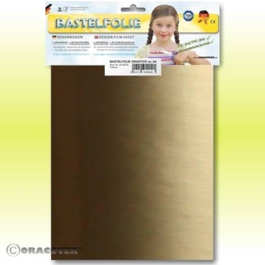 Klebefolie Oracover Orastick 25-092-B (L x B) 300 mm x 208 mm Gold