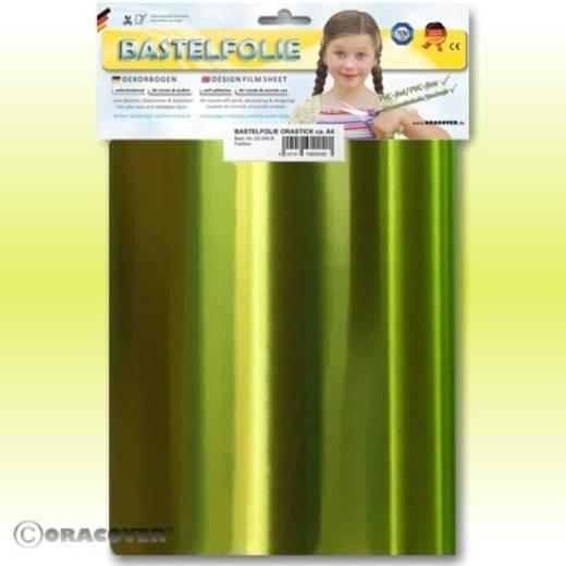 Klebefolie Oracover Orastick 25-095-B (L x B) 300 mm x 208 cm Chrom-Hellgrün