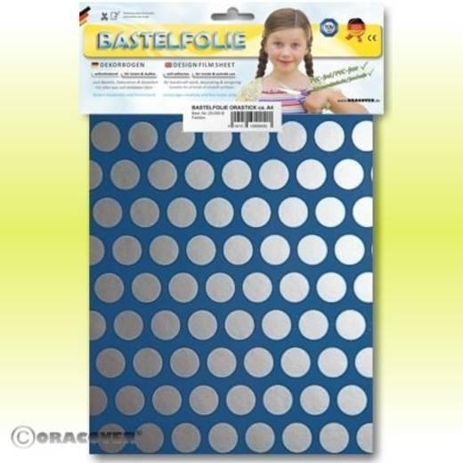 Klebefolie Oracover Orastick Fun 1 45-053-091-B (L x B) 300 m x 208 cm Hell-Blau-Silber