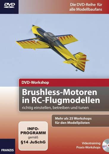 DVD Brushless-Motoren in RC-Flugmodellen Franzis Verlag 978-3-645-65165-3