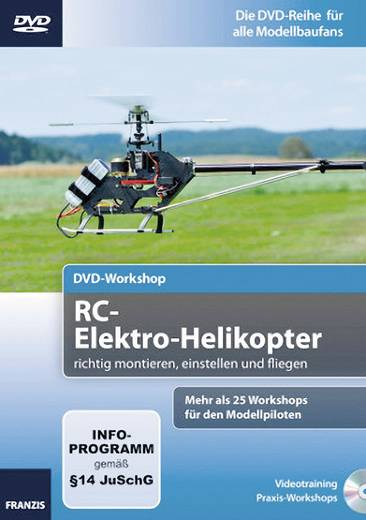 DVD RC-Elektro-Helikopter