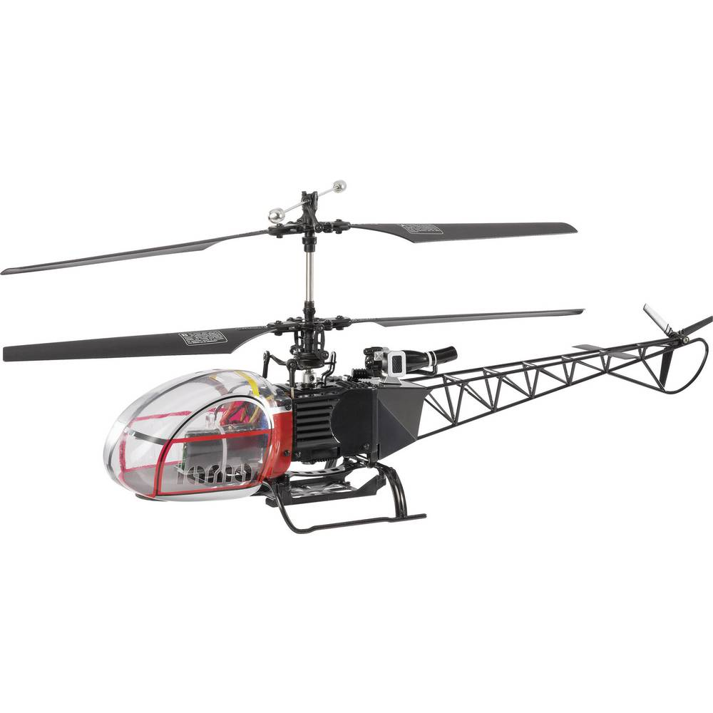 Online shopping helicopter