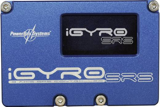 Flächenkreisel Powerbox Systems iGyro inkl. Sensorschalter