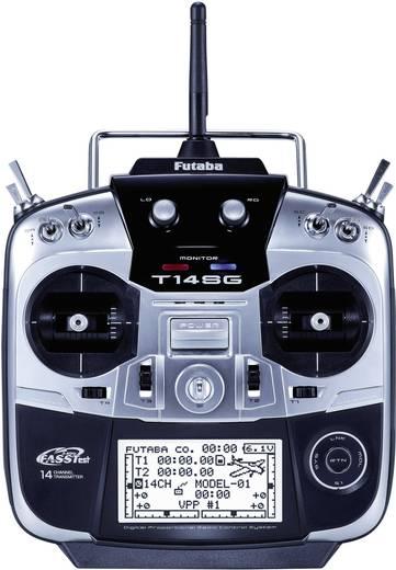 Futaba T14SG-R7008SB Hand-Fernsteuerung 2,4 GHz Anzahl Kanäle: 14 inkl. Empfänger