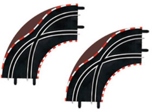 Carrera 20061655 GO!!! Spurwechsel Kurve 1 Paar
