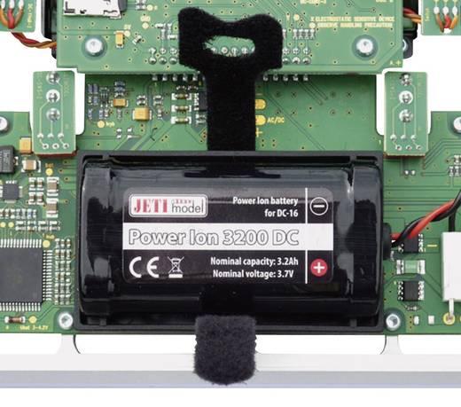 Jeti DUPLEX DC-16 Mode 1/3 Pult-Fernsteuerung 2,4 GHz Anzahl Kanäle: 16