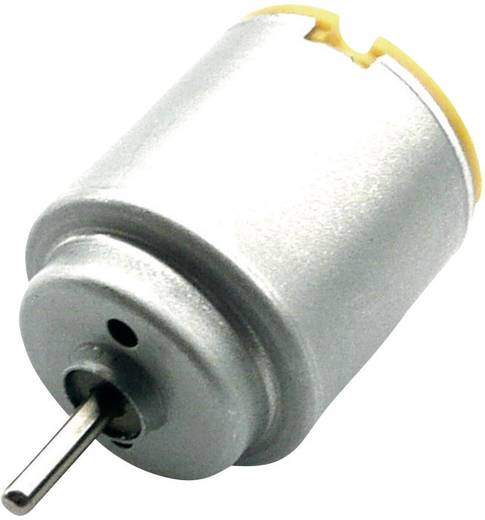Werklehrmittel Elektromotor Modelcraft R140 (Ø x L) 21 mm x 25 mm