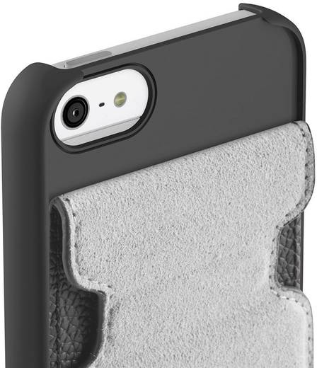 Belkin Snap Folio iPhone Flip Case Passend für: Apple iPhone 5, Apple iPhone 5S, Apple iPhone SE, Schwarz