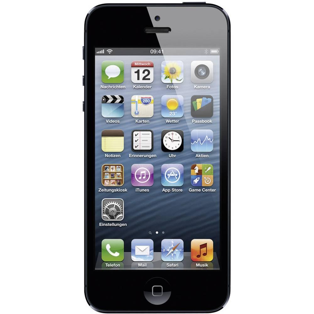 apple iphone 5 reconditionn 10 2 cm 4 pouces 16 gonoir graphite. Black Bedroom Furniture Sets. Home Design Ideas