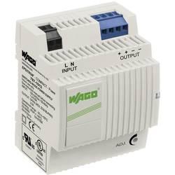 Sieťový zdroj na montážnu lištu (DIN lištu) WAGO EPSITRON® COMPACT POWER 787-1012, 2 x, 24 V/DC, 2.5 A, 60 W