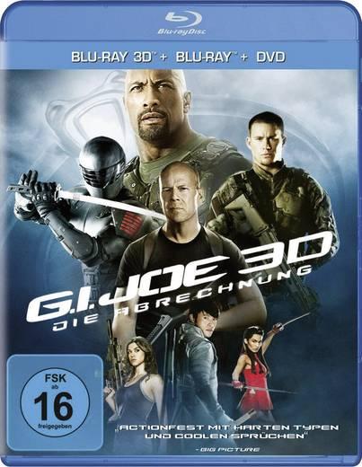 blu-ray G.I. Joes: Die Abrechnung (inkl. Blu-ray + DVD) FSK: 16