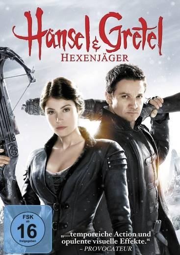 DVD Hänsel & Gretel: Hexenjäger FSK: 16