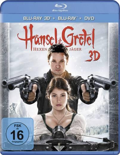 blu-ray 3D Hänsel & Gretel: Hexenjäger FSK: 16
