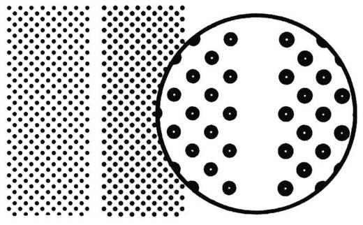 Transferbogen Symbole Schwarz (L x B) 250 mm x 90 mm SENO V 0203 Inhalt 1 St.