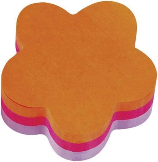 3M 2007F 7000080669 Neon-Orange, Pink, Lila 1 St. (L x B) 70 mm x 70 mm