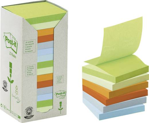 Post-it® Recycling Z-Notes