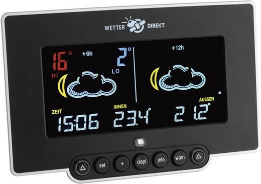 Satelliten Wetterstation TFA NEON 300 Funk-Wetterstation 35.5054 Vorhersage für 2 Tage