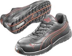 Bezpečnostná obuv S3 PUMA Safety DAYTONA LOW HRO SRC 642620, veľ.: 46, čierna, červená, 1 pár