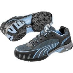 Bezpečnostná obuv S1 PUMA Safety Fuse Motion Blue Wns Low 642820-36, veľ.: 36, čierna, modrá, 1 pár