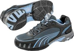 Bezpečnostná obuv S1 PUMA Safety Fuse Motion Blue Wns Low 642820, veľ.: 39, čierna, modrá, 1 pár