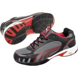 Bezpečnostná obuv S1 PUMA Safety Fuse Motion Red Wns Low 642870, veľ.: 42, čierna, červená, 1 pár
