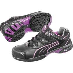 Bezpečnostná obuv S2 PUMA Safety Stepper Wns Low 642880-37, veľ.: 37, čierna, fialová, 1 pár