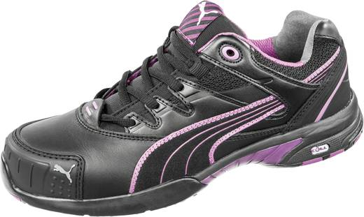 Sicherheitshalbschuh S2 Größe: 36 Schwarz, Violett PUMA Safety Stepper Wns Low 642880 1 Paar