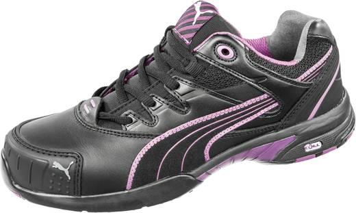 Sicherheitshalbschuh S2 Größe: 39 Schwarz, Violett PUMA Safety Stepper Wns Low 642880 1 Paar