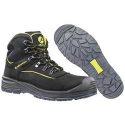Bezpečnostná obuv S3 Albatros 631330-41, veľ.: 41, čierna, žltá, 1 pár