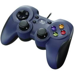 Image of Logitech Gaming F310 Controller Gamepad PC Blau