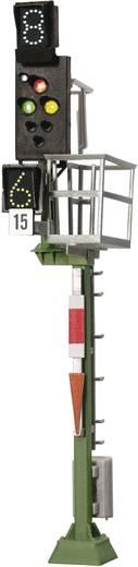 H0 Viessmann 4045 KS-Lichtsignal als Einfahrsignal Mehrabschnittsignal Fertigmodell DB
