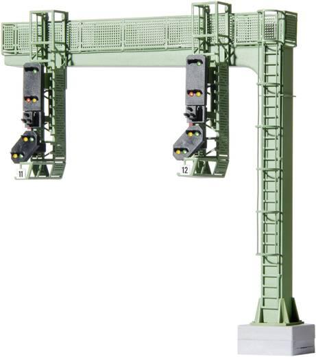 H0 Viessmann 4750 Signalbrücke 2gleisig Fertigmodell