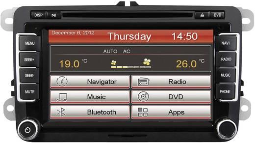 ESX VN710-VW-U1 Navigationsgerät, Festeinbau Europa