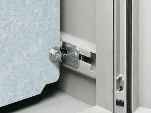 Montageplatten-Tiefenverstellung einstellbar Stahlblech Rittal 1481.000 4 St.